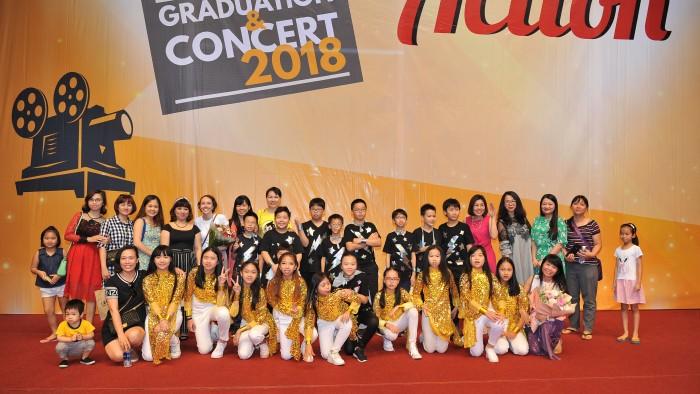 Concert 2017 - 2018