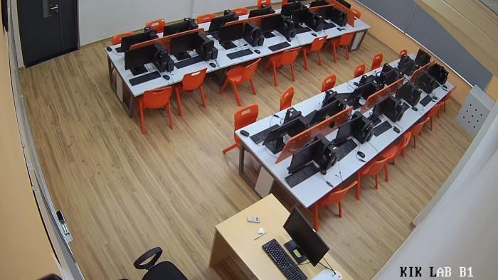 KIK LAB B1 - KIK Computer lab
