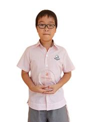 Nguyen Duc Anh_class 5E_3 years Academic Champion 2010, 2011, 2012