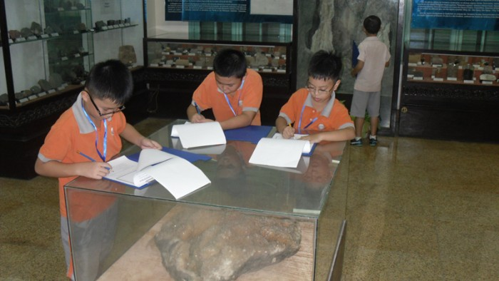 Geological Museum Excursion