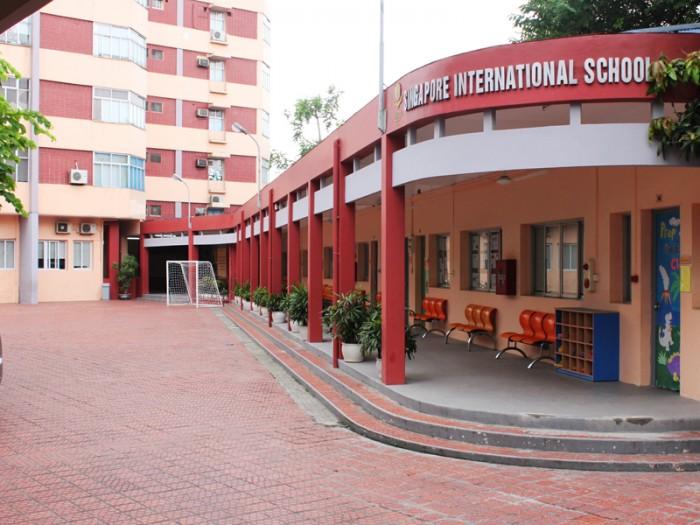SIS @ Van Phuc School