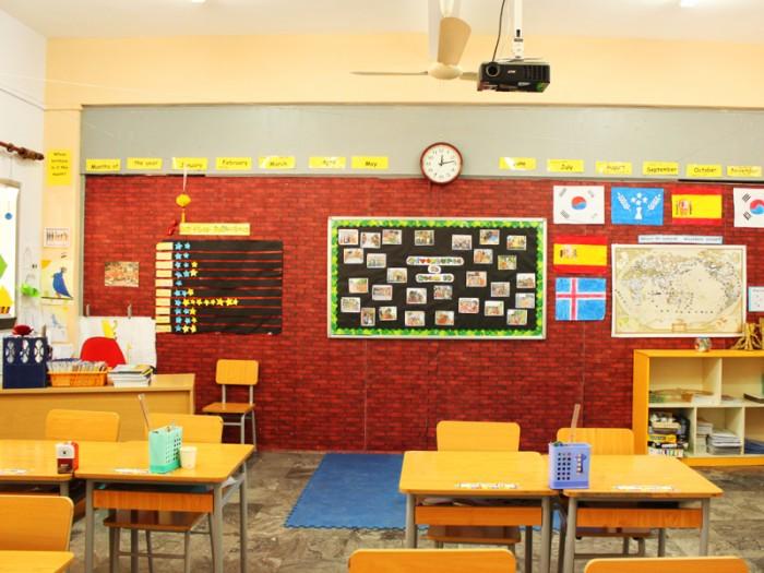 SIS @ Van Phuc Classroom
