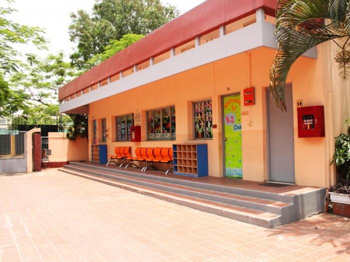 SIS @ Van Phuc Classrooms