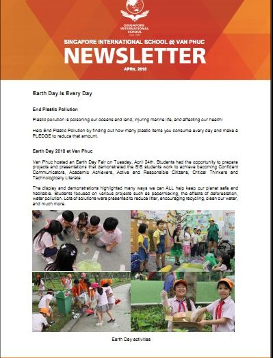 newsletter apr
