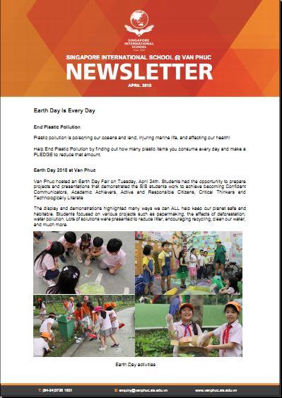 newsletter apr